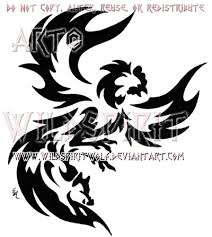 rooster and boar tribal design by wildspiritwolf on deviantart