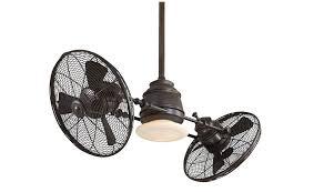 vintage wall mount fans ceiling fan design vintage minka aire gyro blower dual ceiling fan