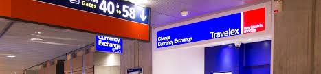 bureau de change charles de gaulle foreign currencies