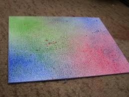 diy spray paint 4 steps with pictures