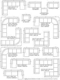 Sectional Sofas Dimensions Inspirational Sectional Sofa Sizes With Additional Sofas And