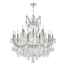 home depot chandelier unique home depot chandeliers crystal maria theresa chrome