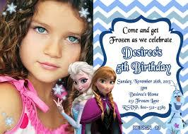 frozen movie chevron birthday invitations 8 99 available at www