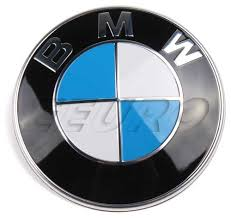 51148132375 genuine bmw emblem free shipping available