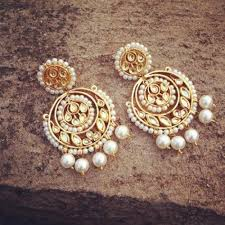 earrings online india 24 best chandbalis images on ethnic jewelry jewellery