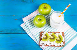 Cottage Cheese Singles by Cottage Cheese Toast Royalty Free Stock Photos Image 19093408