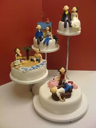 wedding cakes awesome funny wedding cakes toppers more ideas of