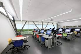 open office lighting design save energy and create green space with automated office lighting