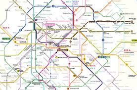 Shenzhen Metro Map by Map Of Paris Subway New Zone