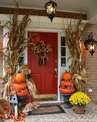 Fall Front Door Decor Ideas