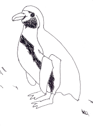 free printable penguin coloring pages for kids animal place