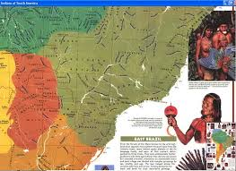 south america map buy cascoly buy maps