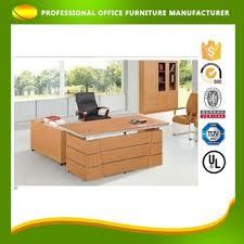 Computer Executive Desk Customized Best Price Wooden Working Computer Executive Desk