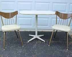 retro metal chair etsy