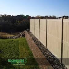 vinyl privacy fence designs home u0026 gardens geek