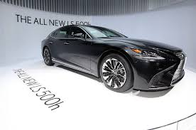 lexus new york city dealer 2018 lexus ls 500 f sport coming to new york motor trend