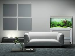 wohnideen minimalistischen aquarium holen sie sich das meer in ihr wohnzimmer nano aquarium
