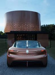 renault concept interior renault unveils for a vision for a car and home
