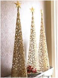 silver n gold silver and gold pinterest cone trees
