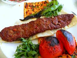 cuisine kebab adana kebabı