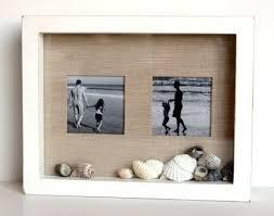 Photo Frame Ideas Best 25 Beach Frame Ideas On Pinterest Sea Shells Decor Sea