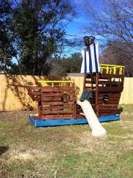 Pirate Ship Backyard Playset by Kids Playhouse Plans Children U0027s Wooden Playhousesthe Gardeneco