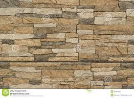 decorative sand stone wall stock photos image 23905153
