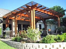 Wooden Awning Kits Wood Patio Awning Kits Homedepot Nice Corrugated Metal And Wood