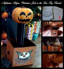diy nightmare before christmas halloween props nightmare before