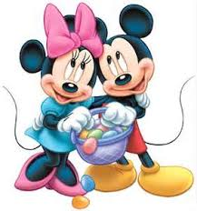 easter mickey mouse mickey and minnie easter2 jpg 281 300 disney easter