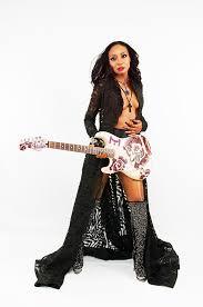 Radio One Jimi Often Referred To As The Female Jimi Hendrix Malina Moye