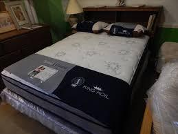 king koil spinal guard melissa euro plush harris family furniture