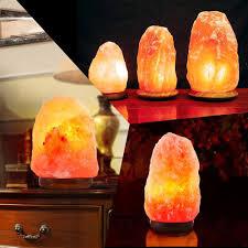 himalayan light salt crystal l himalayan natural air purifier salt l rock crystal dimmer switch