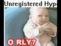 O Really Meme - o really baby youtube