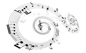 pictures of music notes clipart image 3825
