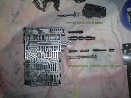 diy 46re transgo jr shift kit install