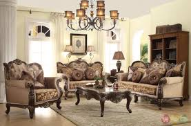Country Living Room Furniture Sets Comfortable 3 French Provincial Living Room Furniture On Ornate