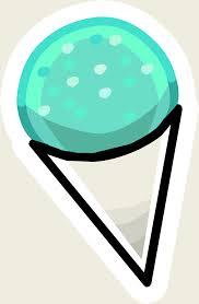 snow cone club penguin wiki fandom powered by wikia