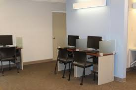 computer game and fitness room at saucon village finance