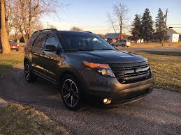 Ford Explorer Ecoboost - 2015 ford explorer sport 3 5l ecoboost awd clean title buds