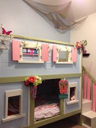 Bunk Bed And Breakfast Ana White Sweet Pea Bunk Bed Turned Beach House Diy Projects