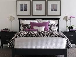Purple Bedroom Ideas - purple black and white bedroom designs living room design ideas