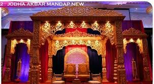 wedding mandaps grand wedding mandap at rs 220000 a mandaps id 15797441912