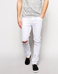 Ripped Knee Jeans Mens Asos Brand Skinny Jeans With Knee Rips Where To Buy U0026 How To Wear