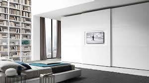 Schlafzimmer Schrank Mit Tv Schlafzimmer Kleiderschrank In Schwarz Mit Spiegeln übersicht