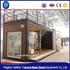 living confortable iron gates models container house design