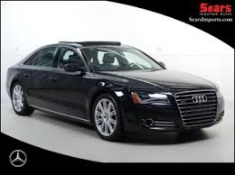 wayzata audi used audi a8 l for sale in wayzata mn 3 used a8 l listings in