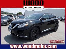 nissan murano interior accent lighting 2017 nissan murano platinum city arkansas wood motor company