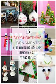 15 diy ornaments to help you create memories with your