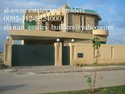 villa in bahria town by Muhammad waqas awan at Coroflot